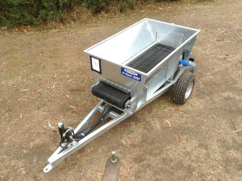 Seymour Rural Equipment : Composters, Spreaders